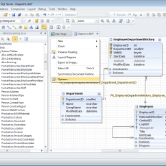 You Can Create A Database Diagram For Autopage Rs 730 Wiring Visio From Sql Server Explore