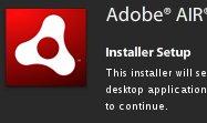How to install Adobe AIR application installer in Ubuntu