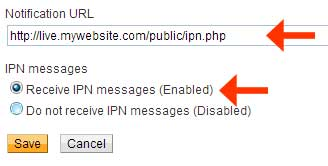 how-to-set-IPN-notification-url-in-paypal-ipn-enter-urj