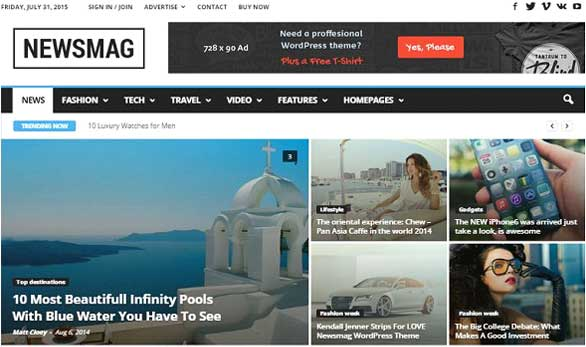 newsmag-wordpress-theme