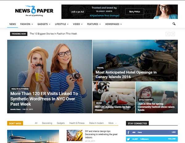 newspaper-clean-magazine-theme