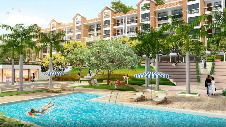 Bookings open for 2 and 3 BHK apartments at Devashri Greens Phase II, Porvorim