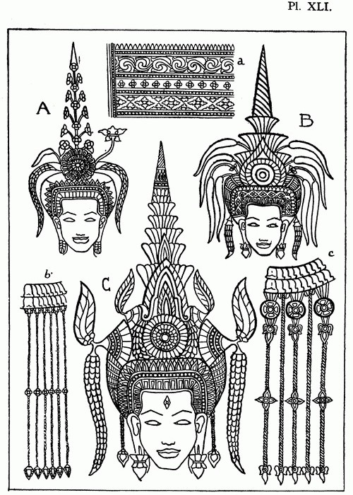 Book Review of Costumes of the Devata of Angkor Wat by