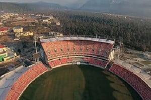 Stadium dehradun