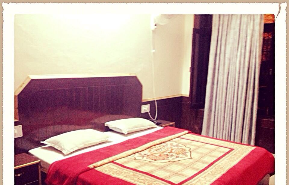 Hotel Room in Manali