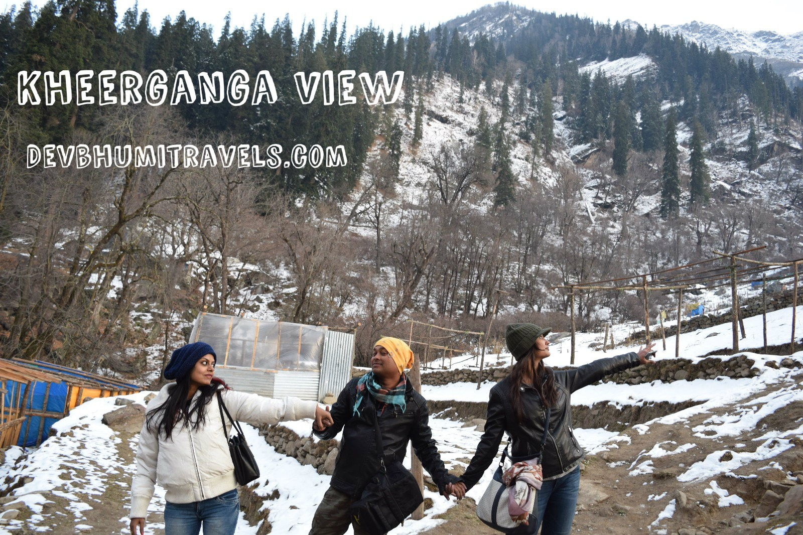 Manali Kasol Tour Package