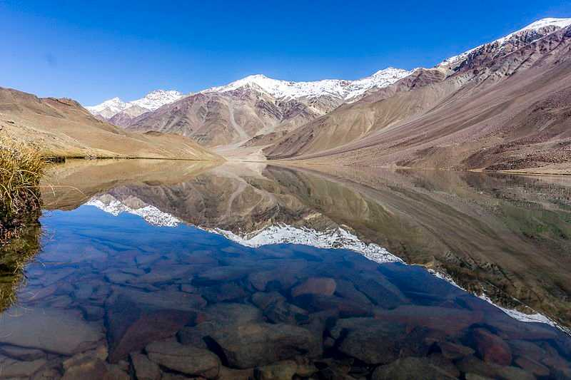 Chandratal Lake Tour Package From Manali