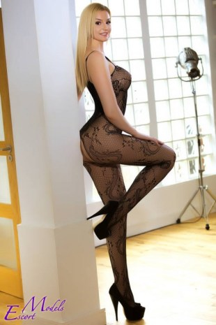 Top London escort Caprise