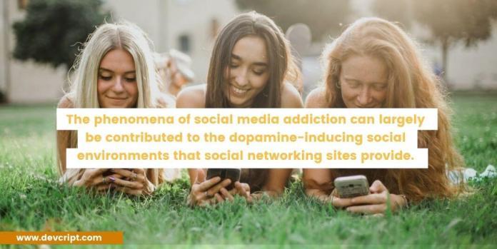 social media affect