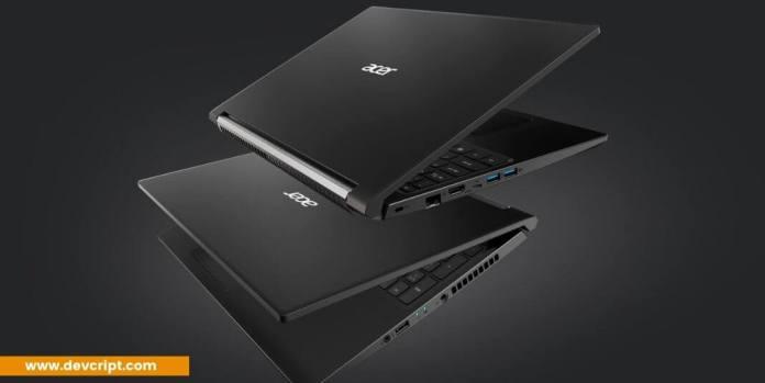 Acer Aspire 7 Ryzen 5 Hexa Core 5500U