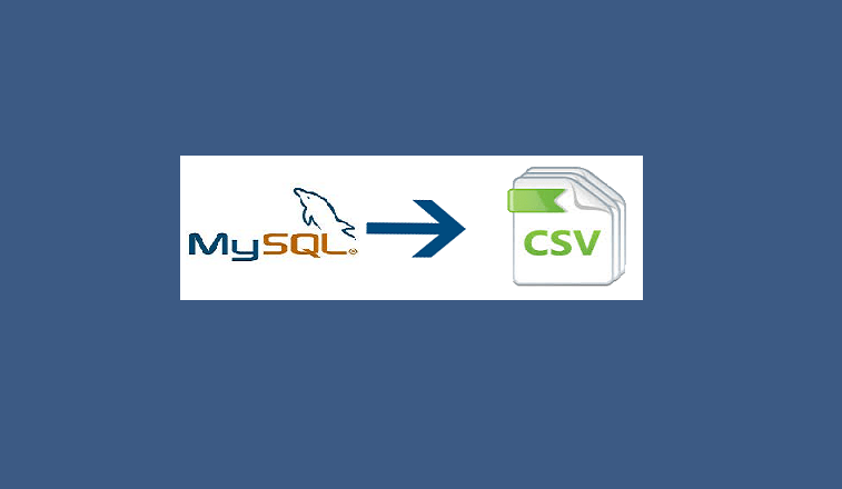 Export excel from mysql table data with php