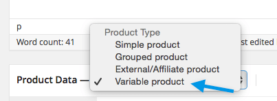 Setting-variable-product-WooCommerce