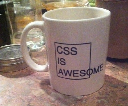 Css Is Awesome Developer Memes