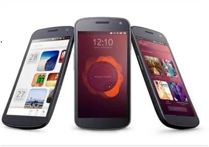 Ubuntu now on Phones