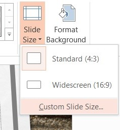 How to change the PowerPoint Slide Orientation in Microsoft PowerPoint 2013?