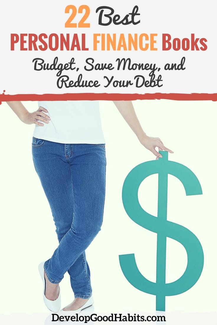 22 Best Personal Finance Books Budget Save Money And
