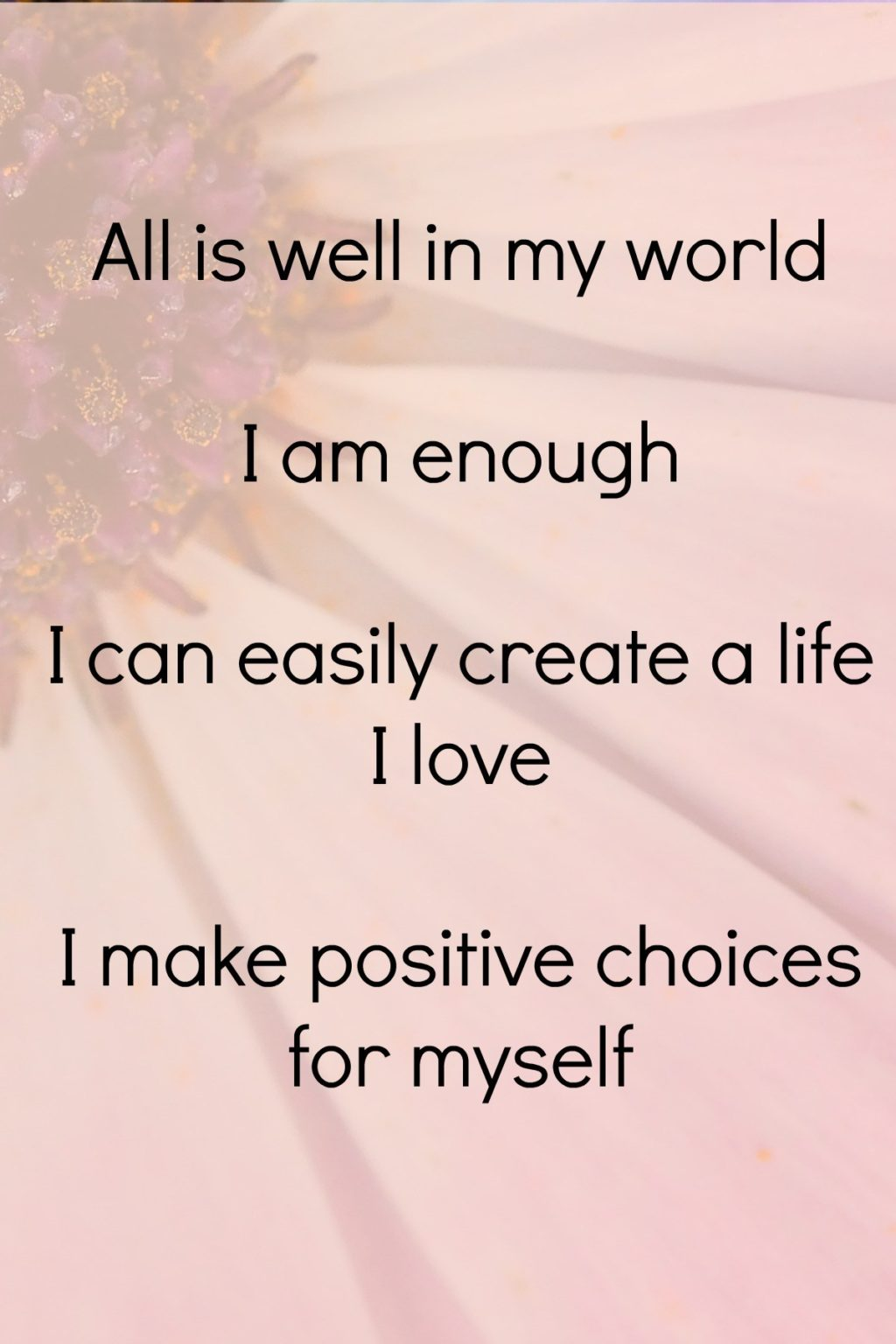 1 132 Positive Affirmations The Ultimate List Of Daily