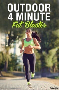 quick 4 minute fast burning exercise