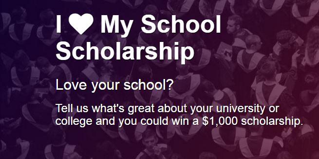 """ABODO """"I Love My School Scholarship"""" Program"""