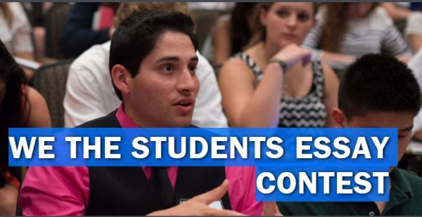 Bill of Rights Institute We The Students Essay Contest