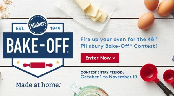 General Mills Sales Inc 48th Pillsbury Bake-Off Contest