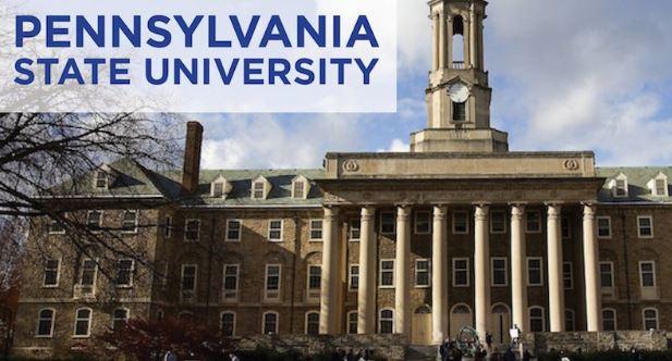Pennsylvania State University Postdoctoral Researcher