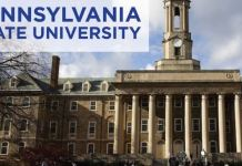 Pennsylvania State University Postdoctoral Researcher