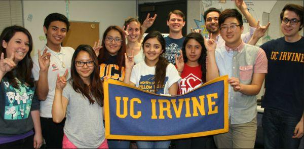 University of California, Irvine Ranking