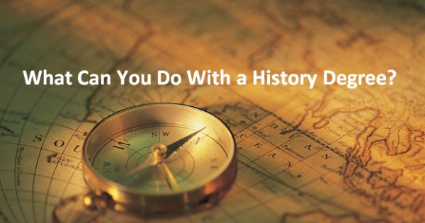What Can You Do With a History Degree?