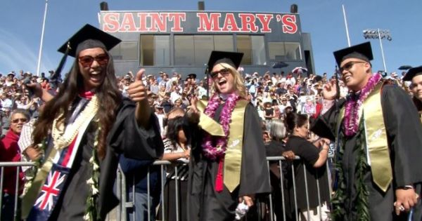 Saint Mary's College of California William L'Heureux Scholarship