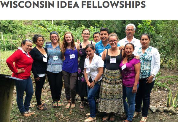 Wisconsin Idea Undergraduate Fellowship