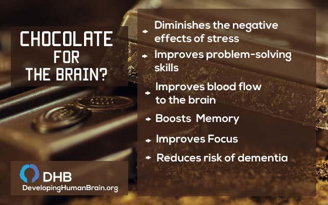 brain food chocolate