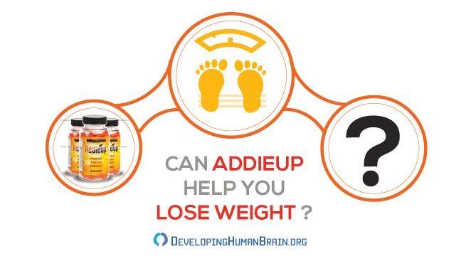 addieup weight loss