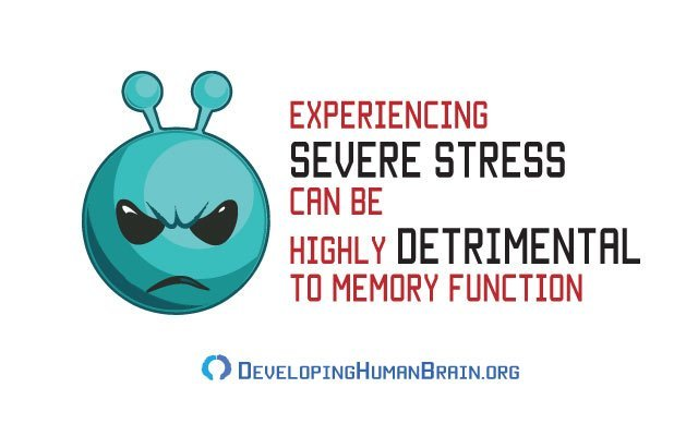 stress and memory loss