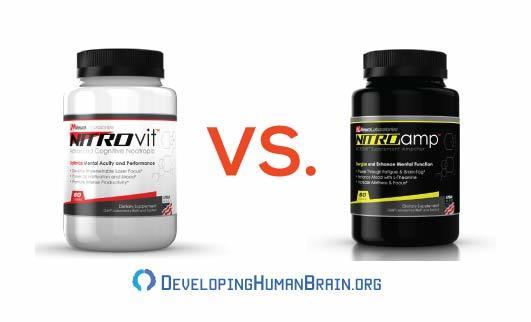 nitrovit vs nitroamp