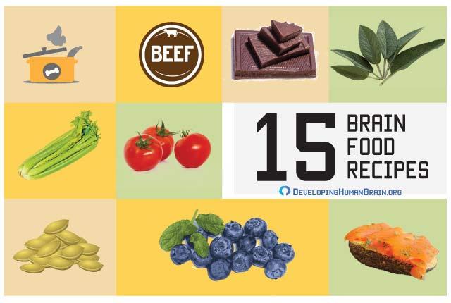 brain food recipes