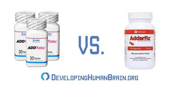 addtabz vs adderrx