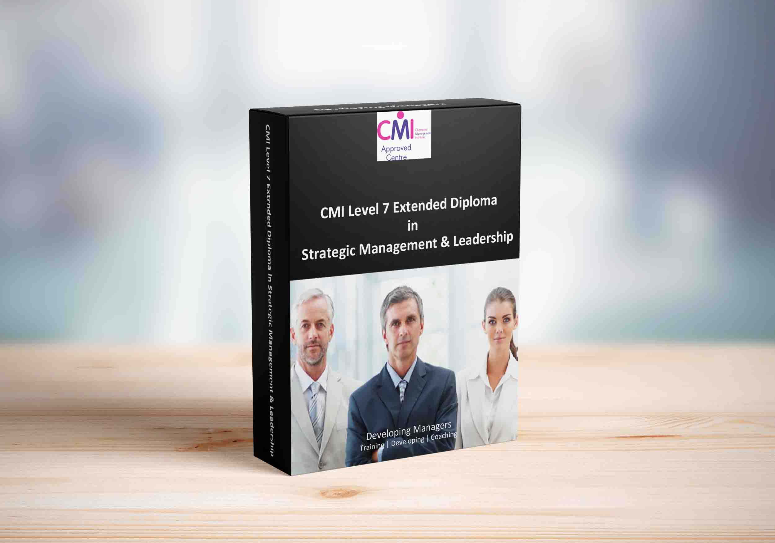Level 7 Extended Diploma in Strategic Management and Leadership