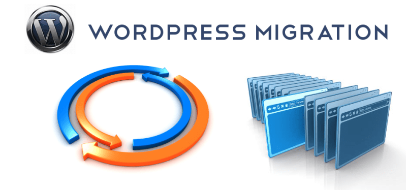 How to move a WordPress website ?
