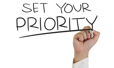 The Value in Setting Priorities - Developing Your Team