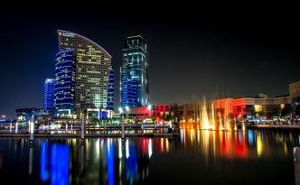 Les vacances à Dubaï