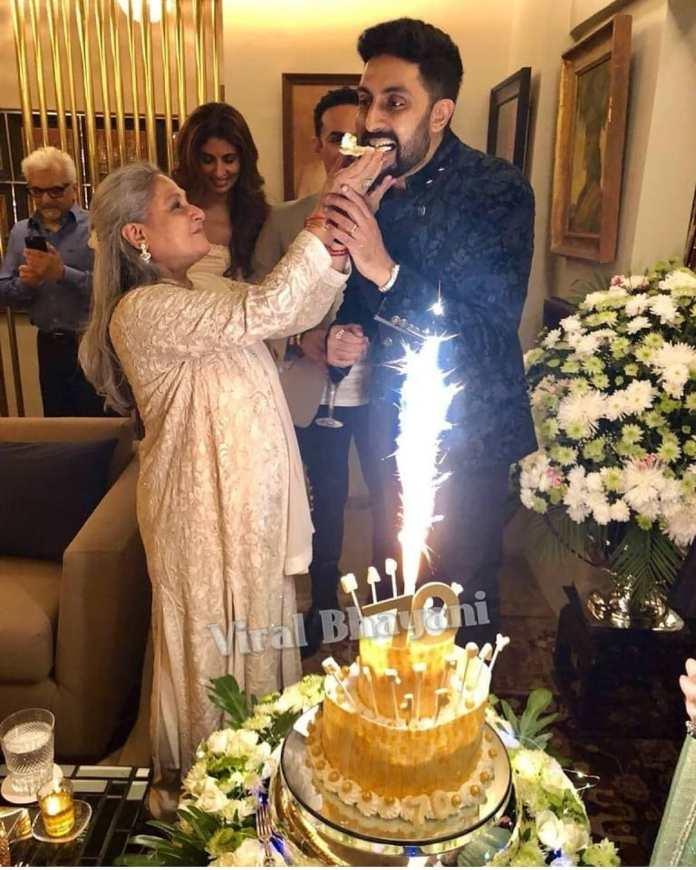 Perayaan ulang tahun jaya bachan