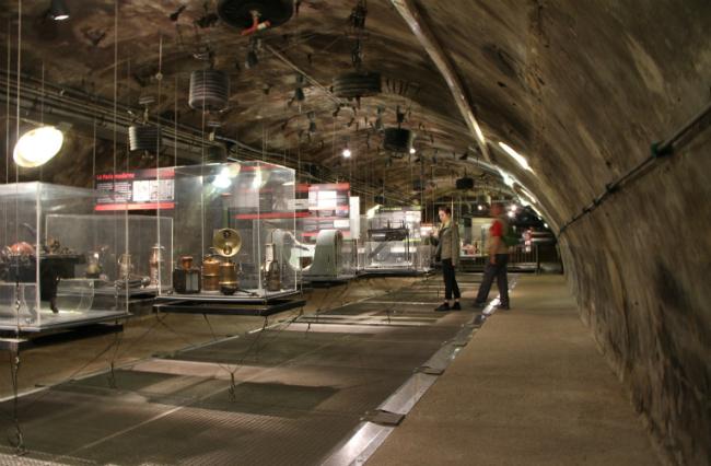 Museum selokan bawah tanah