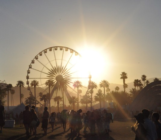 Mengenal Coachella