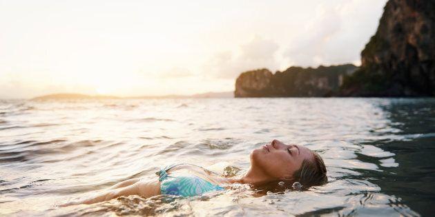 Bahaya Berenang DI laut