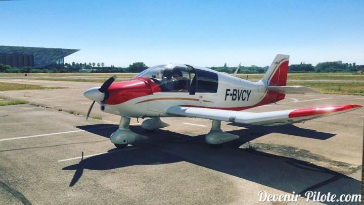 Aérodyne Robin DR400