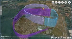 Prise de Terrain en encadrement (PTE) sur cloudahoy