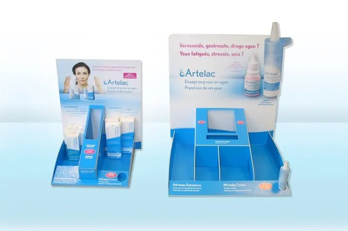 displays Artelac Splash & Rebalance