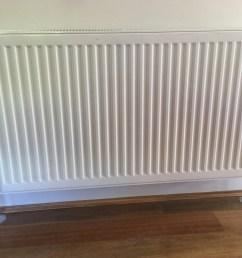 combi boiler with underfloor heating and radiator [ 3506 x 2478 Pixel ]