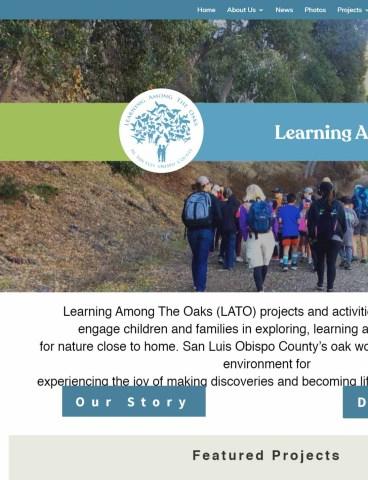 Learning Among The Oaks